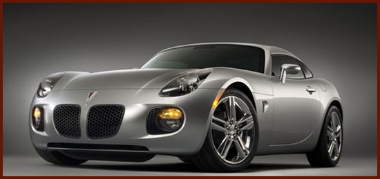 Vehicle Service Contract Pontiac